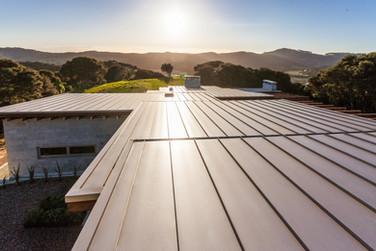 Waiheke tray roof