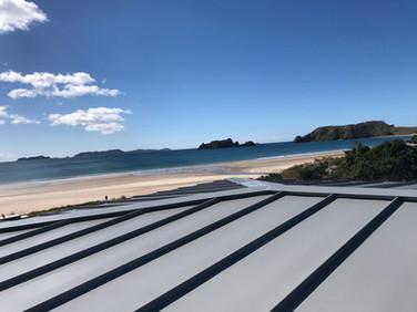Coromandel Standing Seam Roof