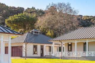Waiheke Standing seam roof