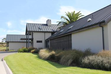 Tray roofing aluminium