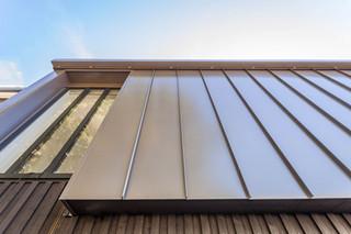 Wall cladding aluminium