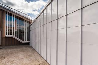 Auckland aluminium wall cladding