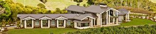 Batten cap roof