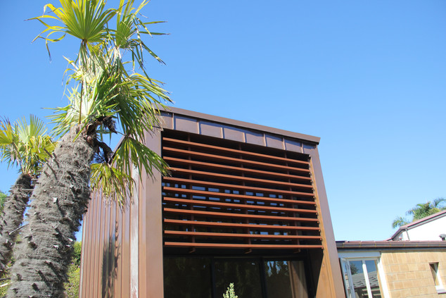 Copper cladding auckland