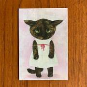 019 ポストカード「サビ子」