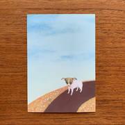 010 ポストカード「犬」