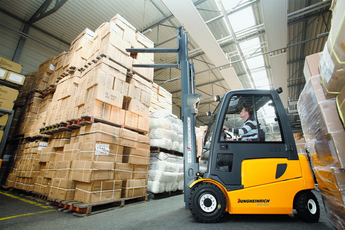 Forklift Weighing Solutions