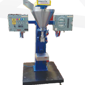 Auger filling system for high viscous products by Brisweigh