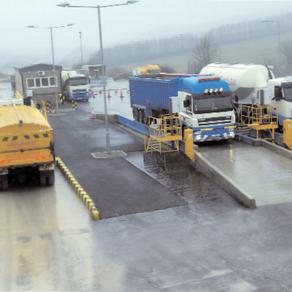 Weighbridge : INNOVATIVE ON-SITE WEIGHING AND LOAD MANAGEMENT SYSTEM FORTARMAC