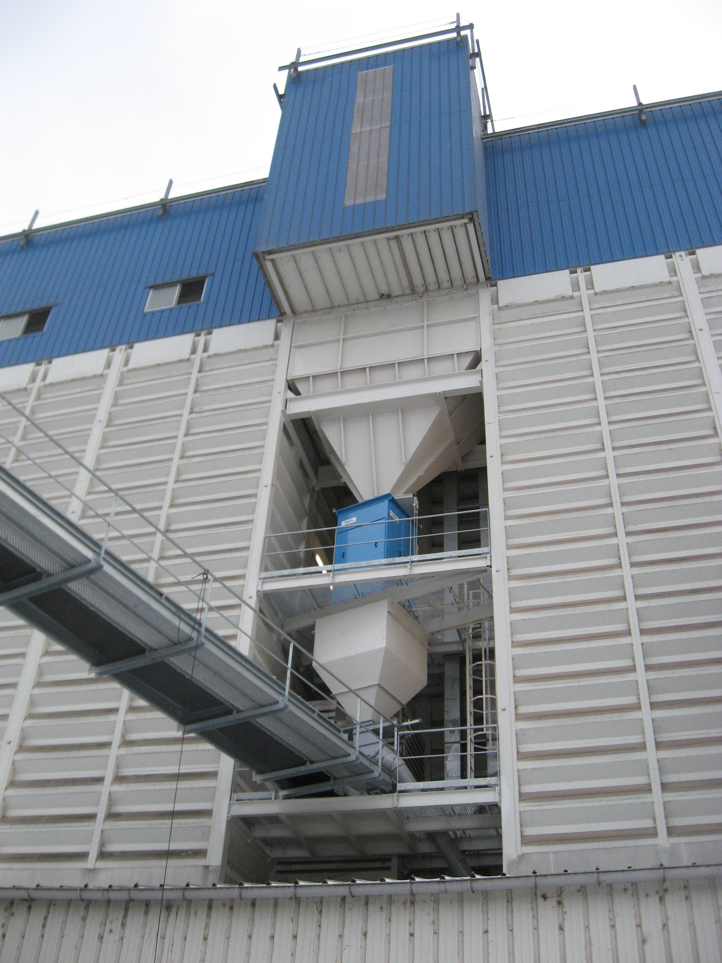 in-process weigher