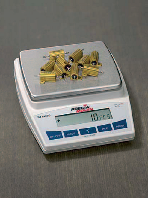 BJ range - Precision Balances