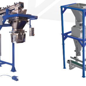 Small bag filling system for free flowing products in Melbourne