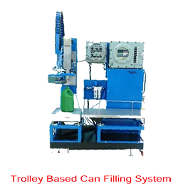Trolley Based Can Filling System