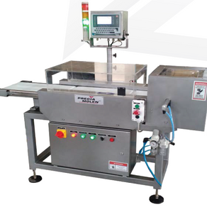 Check weighing system for FMCG industries