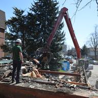 Fire Damage Demolition Company