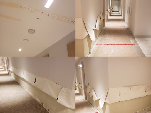 Condo Flood Cleanup and Restoration in Downtown Toronto