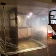 Flood Damage Repairs in Toronto Restaurant