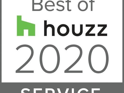 Best of Houzz 2020 Award