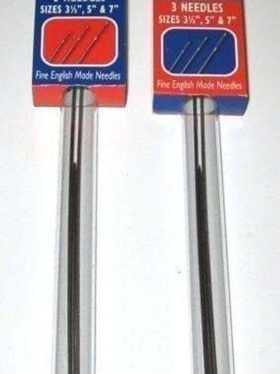 Bullion Needles