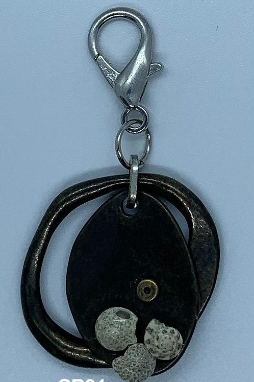 Scissor Fob/Shawl Pin
