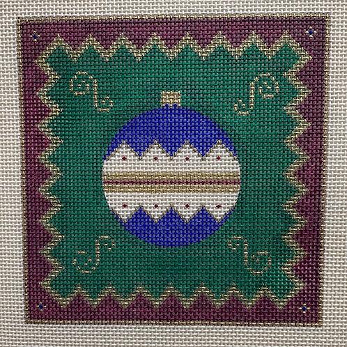 Beau Geste, Ornament/Coaster, BGC-221c