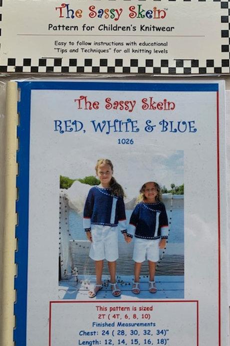 The Sassy Skein Kids knit patterns