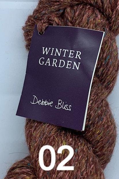 Debbie Bliss Winter Garden