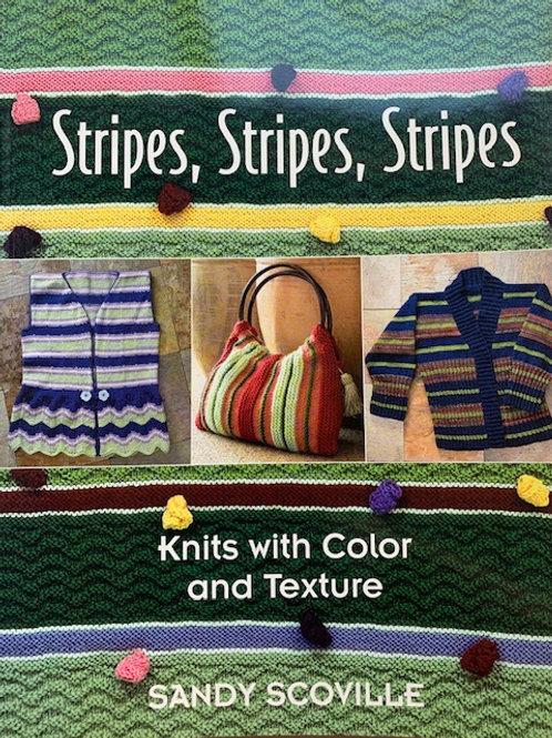 Stripes, Stripes, Stripes, Sandy Scoville