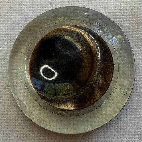 Brown Illusion button