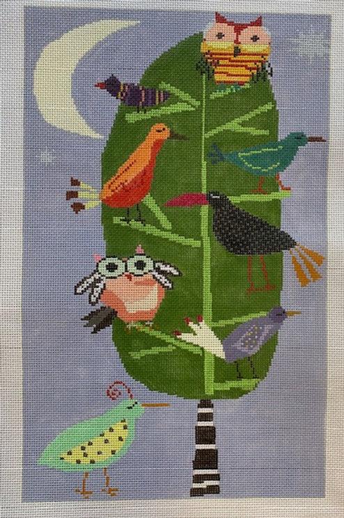 Birds of a Feather, Bird Tree, AS728