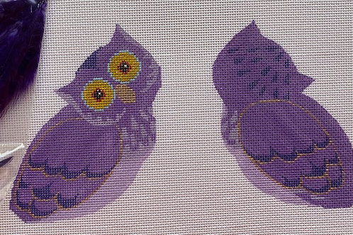 Labors of Love, Clip-on Halloween Owl, EMLL-503