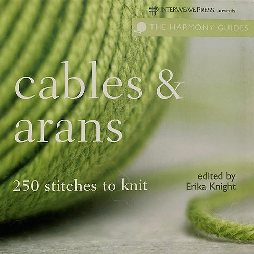 Cables and Arans