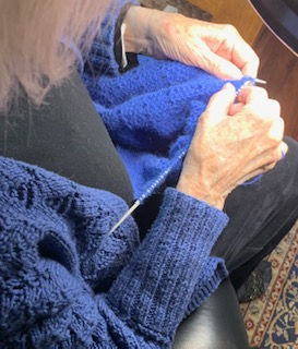 Knitting or Needlepoint Assistance