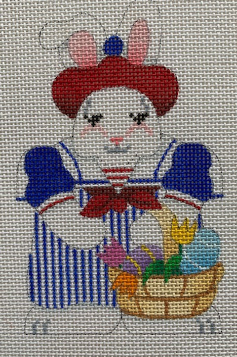 A Collection of Designs, Easter Bunny in Sailor Suit, ACOD-31
