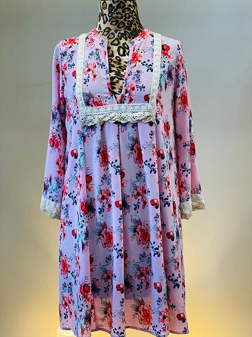 Ivy Jane Dress/Tunic Pink
