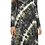 Thumbnail: Camo Maxi Dress Handkerchief Hem