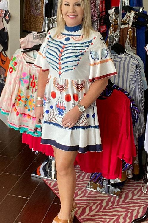 Fun Sun Dress Print