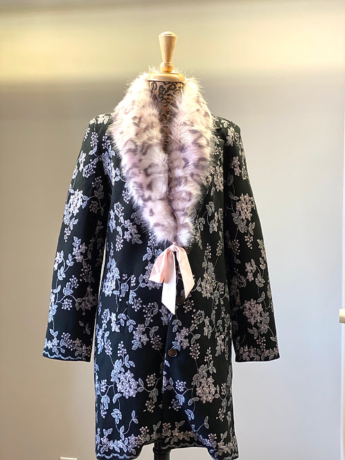 Tyler Boe Faux Fur Jacket