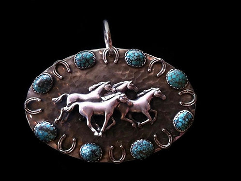 One of a Kind Pendant Richard Schmidt Jewelry