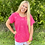 Thumbnail: Pinky June Embroidery Top
