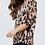 Thumbnail: Tassel Detail Leopard Top