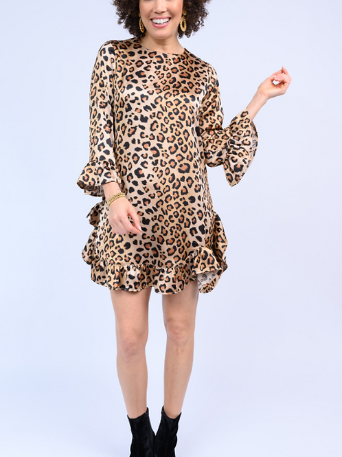 Ivy Jane Leopard Dress