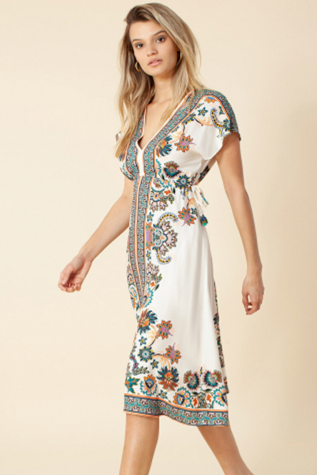 Hale MIDI Dress