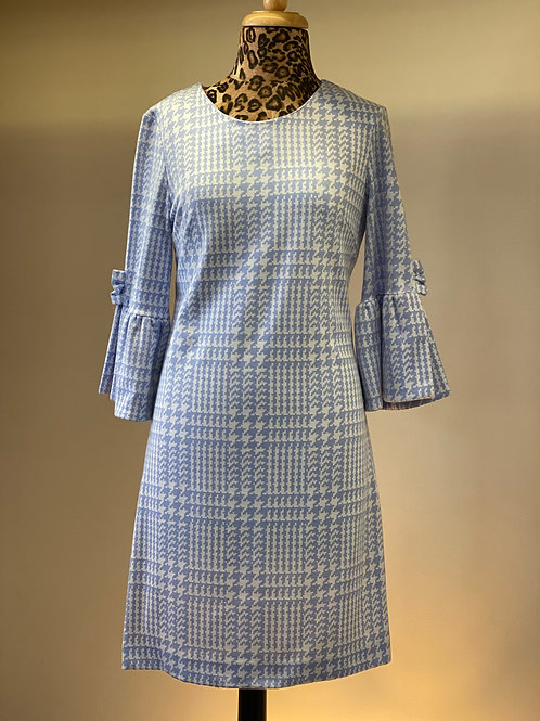 Tyler Boe Baby Blue Dress