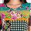 Thumbnail: Ultra Soft Bamboo Dress Multi Floral