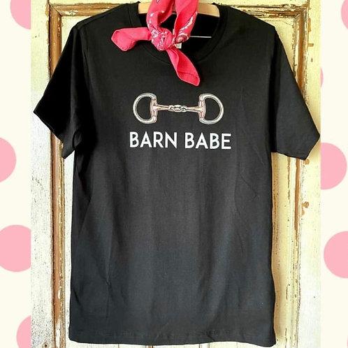 Barn Babe Bit T-Shirt