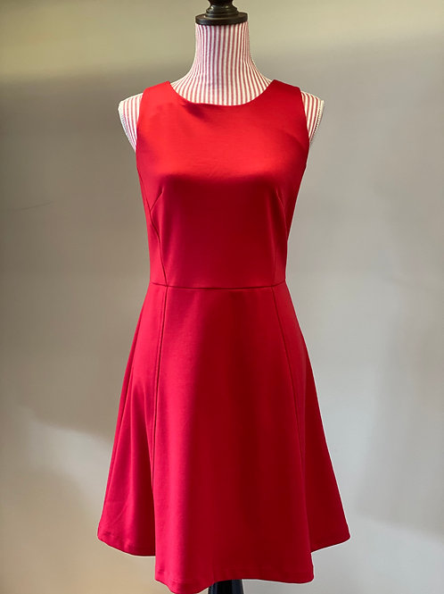 Jade Red Dress