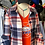 Thumbnail: Navy, Orange & White Jacket