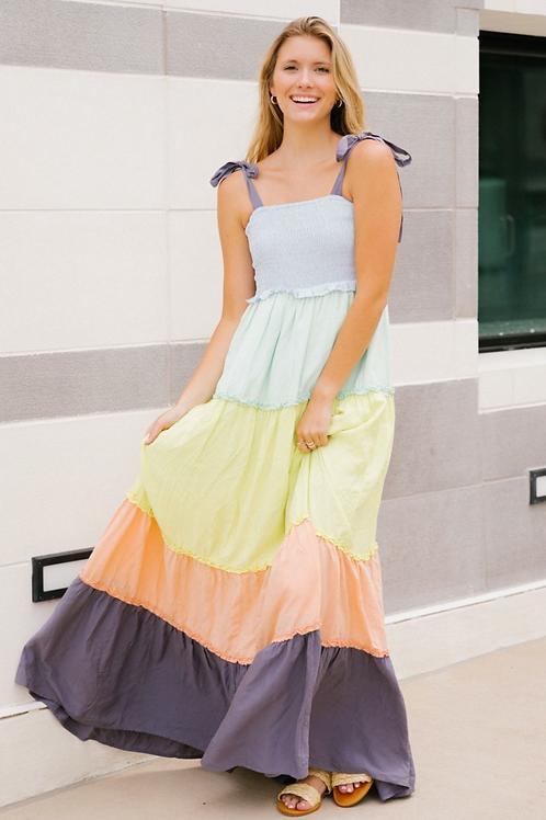 Sun Fun Maxi Dress