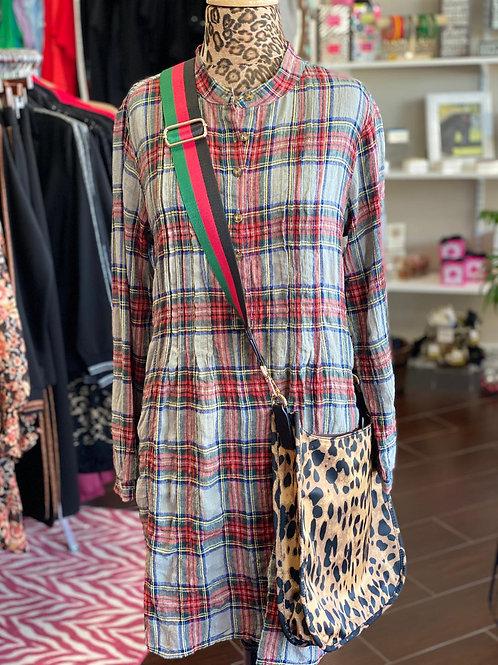 Ivy Jane Plaid Dress